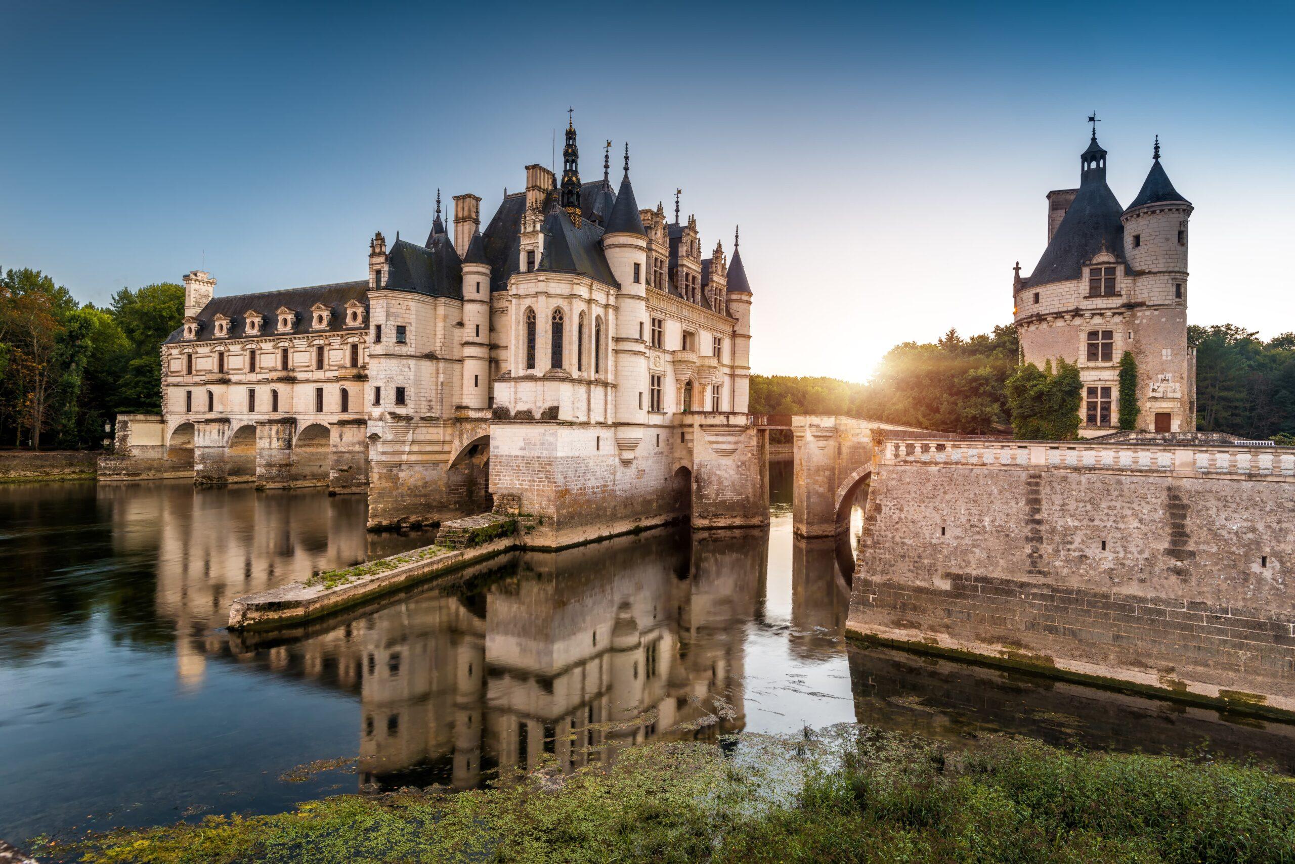 """Un Circuit """"Châteaux de la Loire"""" à faire en camping-car"""