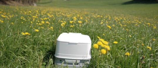 WC Chimiques en Camping-car : le Mode d'Emploi
