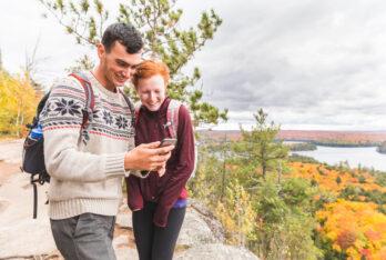 10 applications de camping essentielles pour IOS et Android