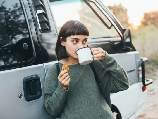 Tasty and healthy road trip snacks to bring with you