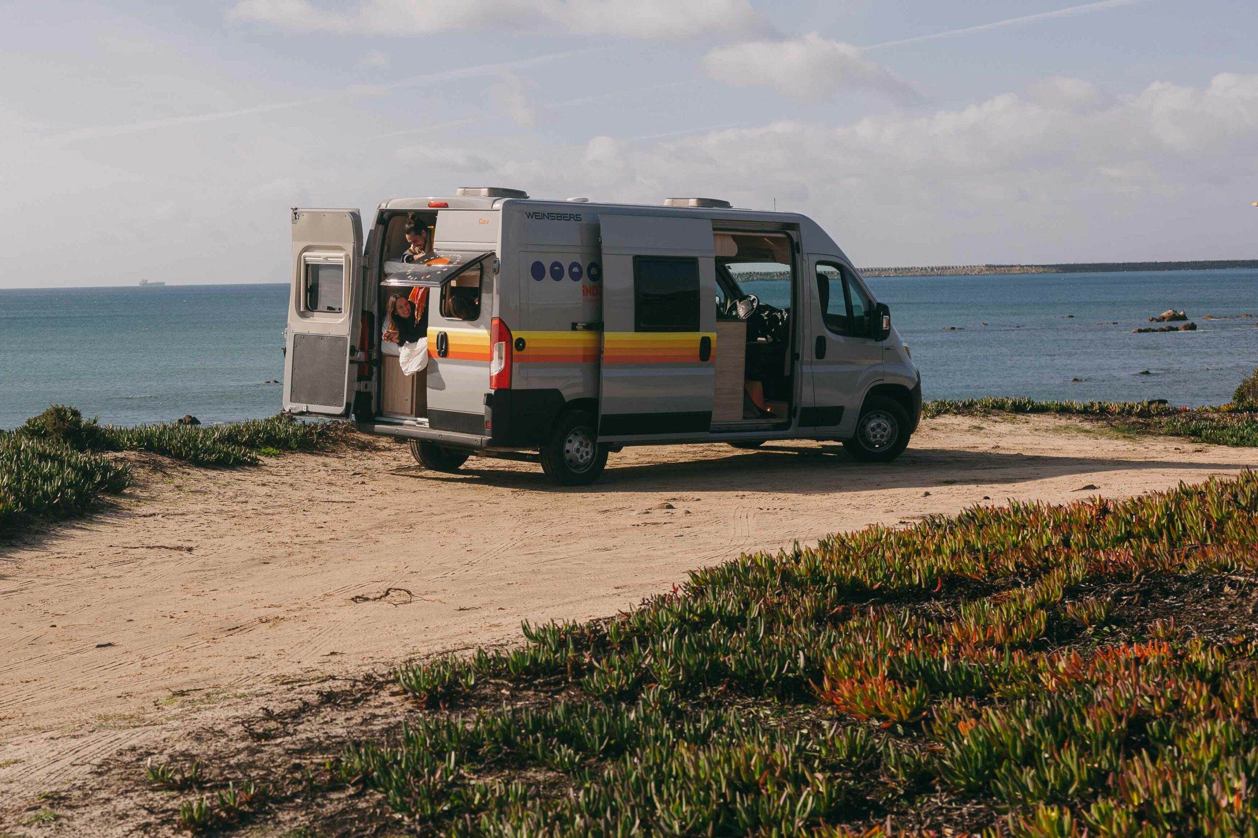 Campervan Storage: Loading your motorhome, it's more than just a giant game of Tetris.