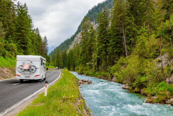 The Ultimate Guide for Driving a Campervan