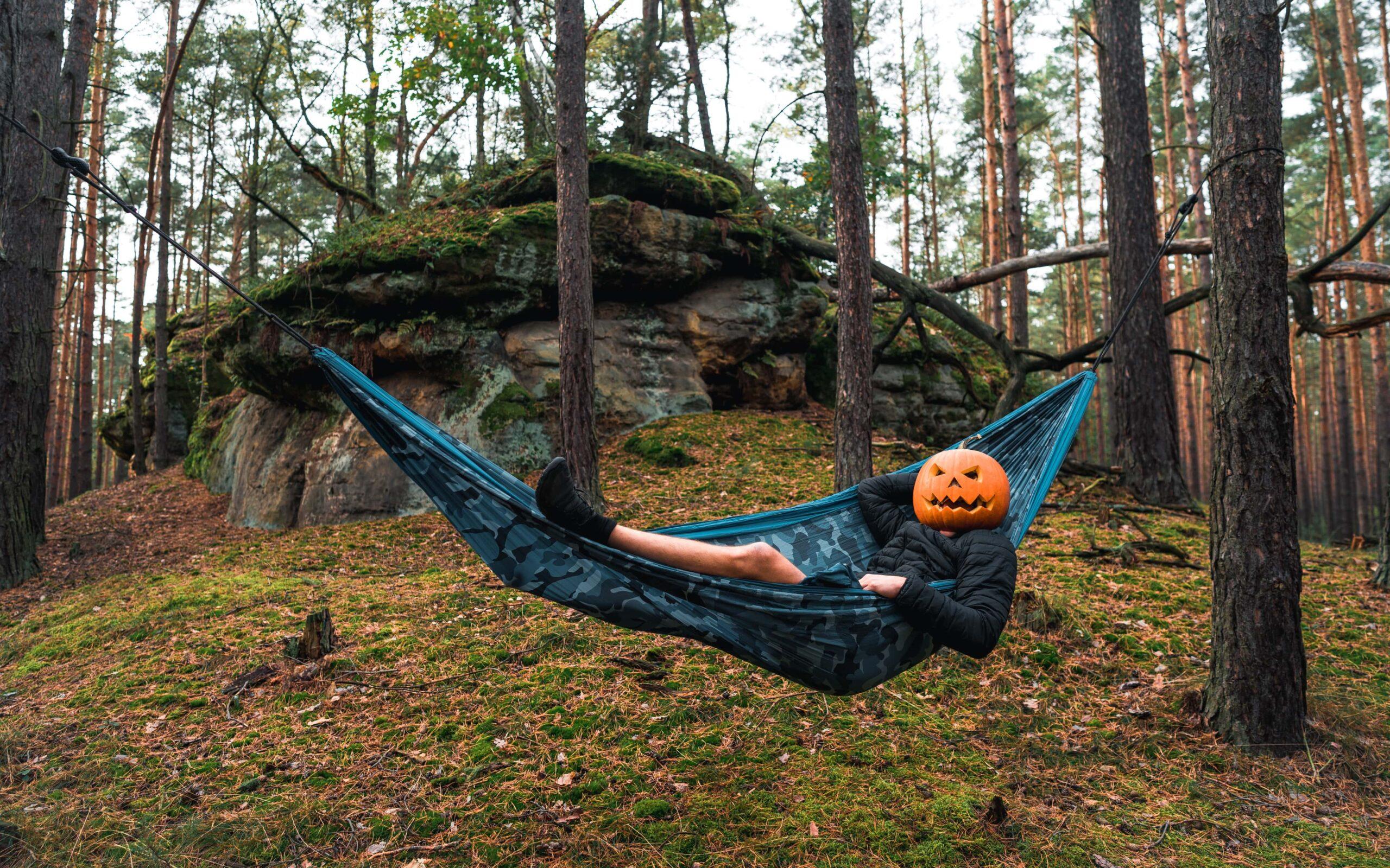Halloween Camping Abenteuer – Gruseln auf dem Campingplatz